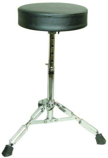 GP Percussion Double Braced DrummerÉ_Ts Throne