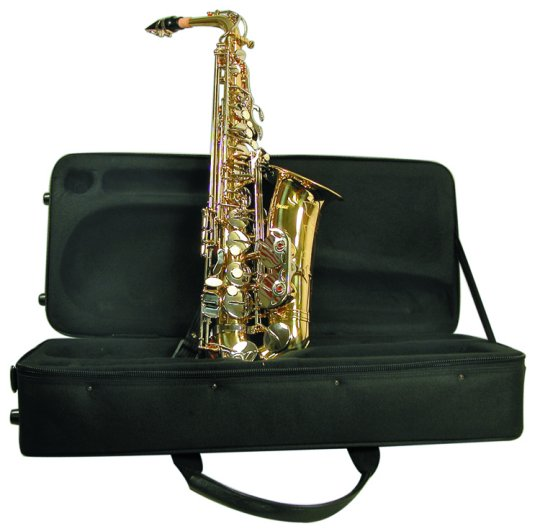 Mirage E Flat Alto Sax with Case