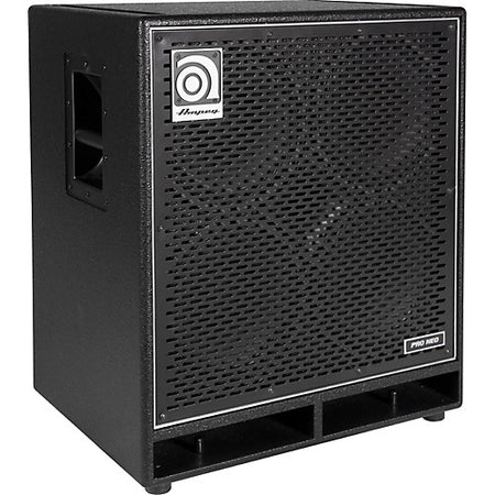 "Ampeg PN-410HLF 4x10"" 850-Watt  Bass Cabinet with Horn"
