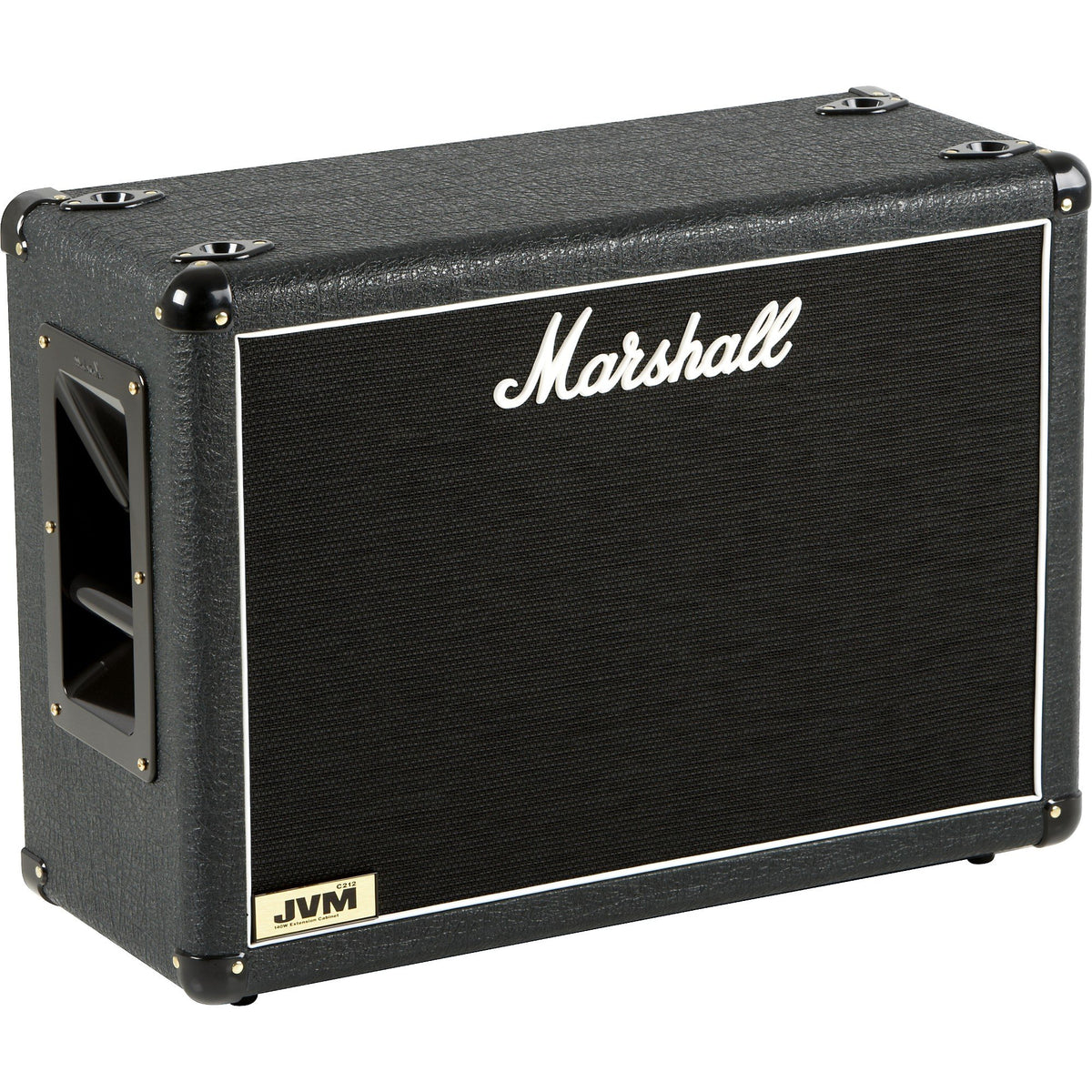 Marshall JVMC212 2x12 Guitar Extension Cab Black