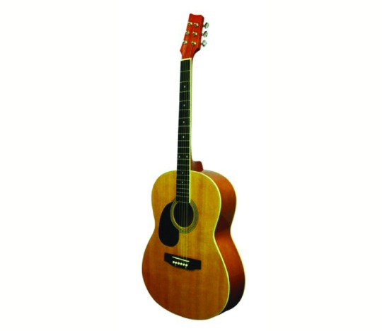 "Kona 39"" Left Handed Acoustic Guitar"