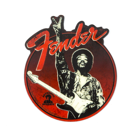 "Fender™ Jimi Hendrix® Collection ""Peace Sign"" Magnet"