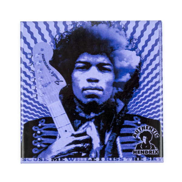 "Fender™ Jimi Hendrix® Collection""Kiss the Sky"" Magnet"