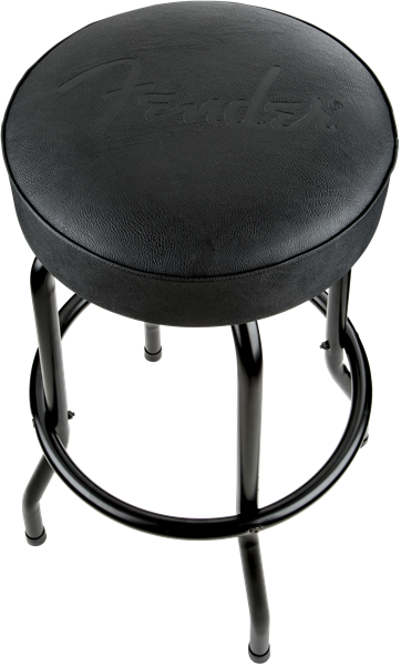 Fender™ Blackout Barstool 30""