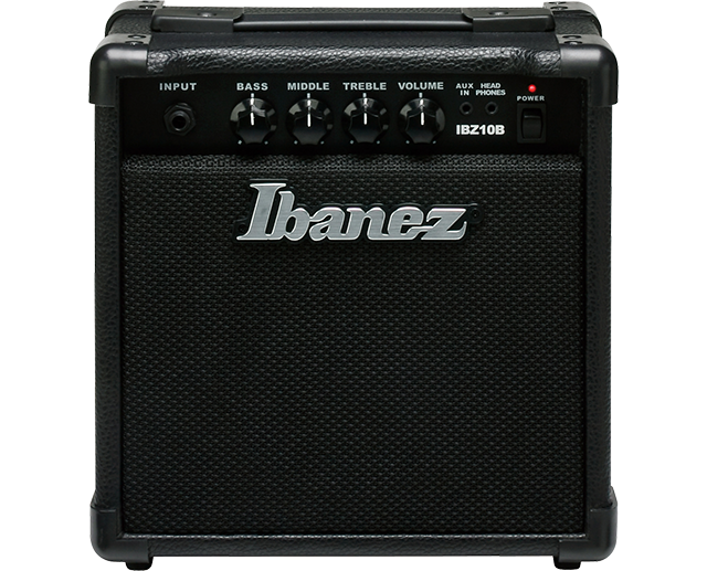 IBZ10B 10W Bass Combo Amplifier IBZ10B