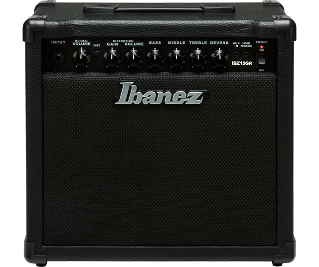 IBZ15GR 15W Guitar Amplifier IBZ15GR