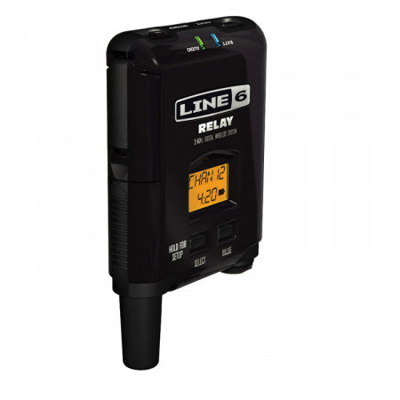 Relay G50/G55/G90 Wireless Transmitter TBP12 - Belt Pack Transmitter