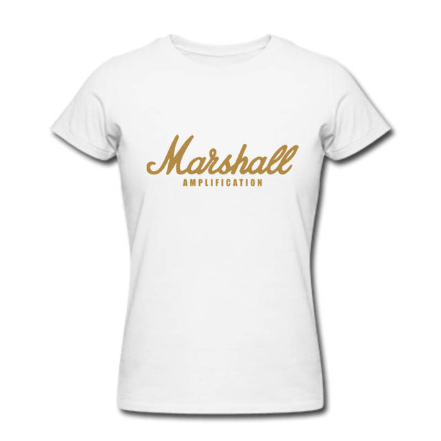 Marshall 100% Cotton Amps Amplification T-shirts