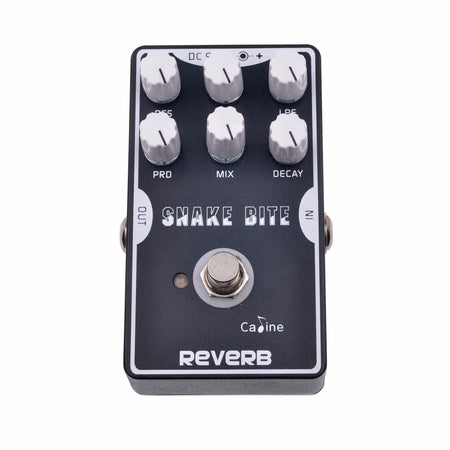 CP-26 Reverb Guitar Effect Pedal With Guitar Stomp box And True Bypass