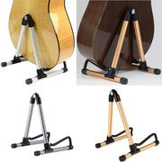 High Quality 3 Colors Universal Folding Guitar Stand