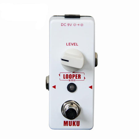 Micro Looper BT-12 Recording Guitar Effect Pedal