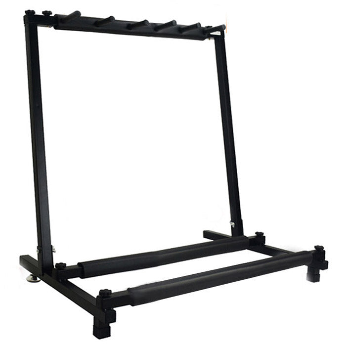5 Way Multi Folding Guitar Rack
