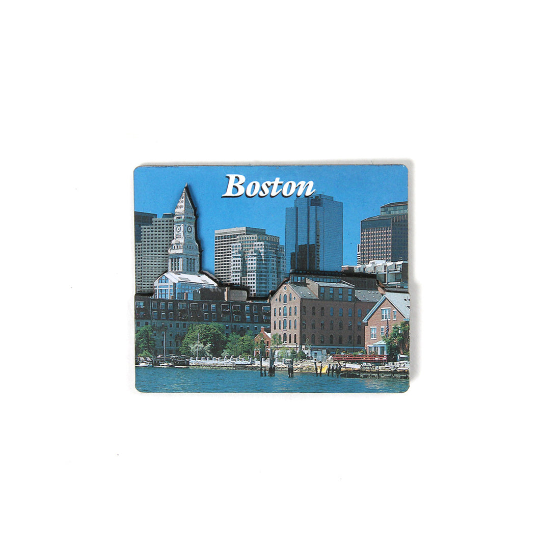 Boston 2D Stand (Blue Sky)