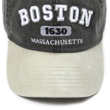 Boston 1630 Mass Cap (Denim Black)
