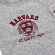 Kids Harvard Class of 20?? One Piece (Grey)