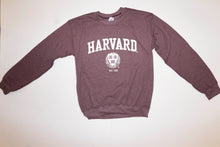 Harvard Sweatshirt (Light Crimson)