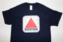 Boston T-Shirt (Navy)