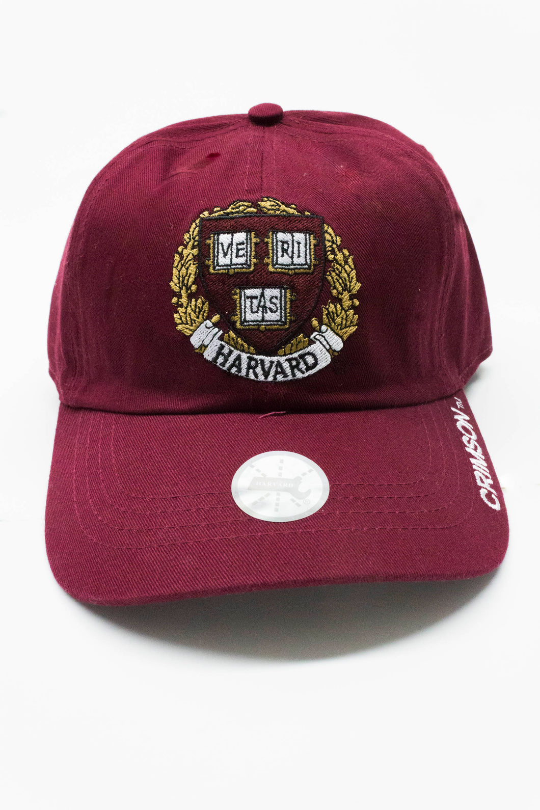 Harvard Crest Hat (Crimson)