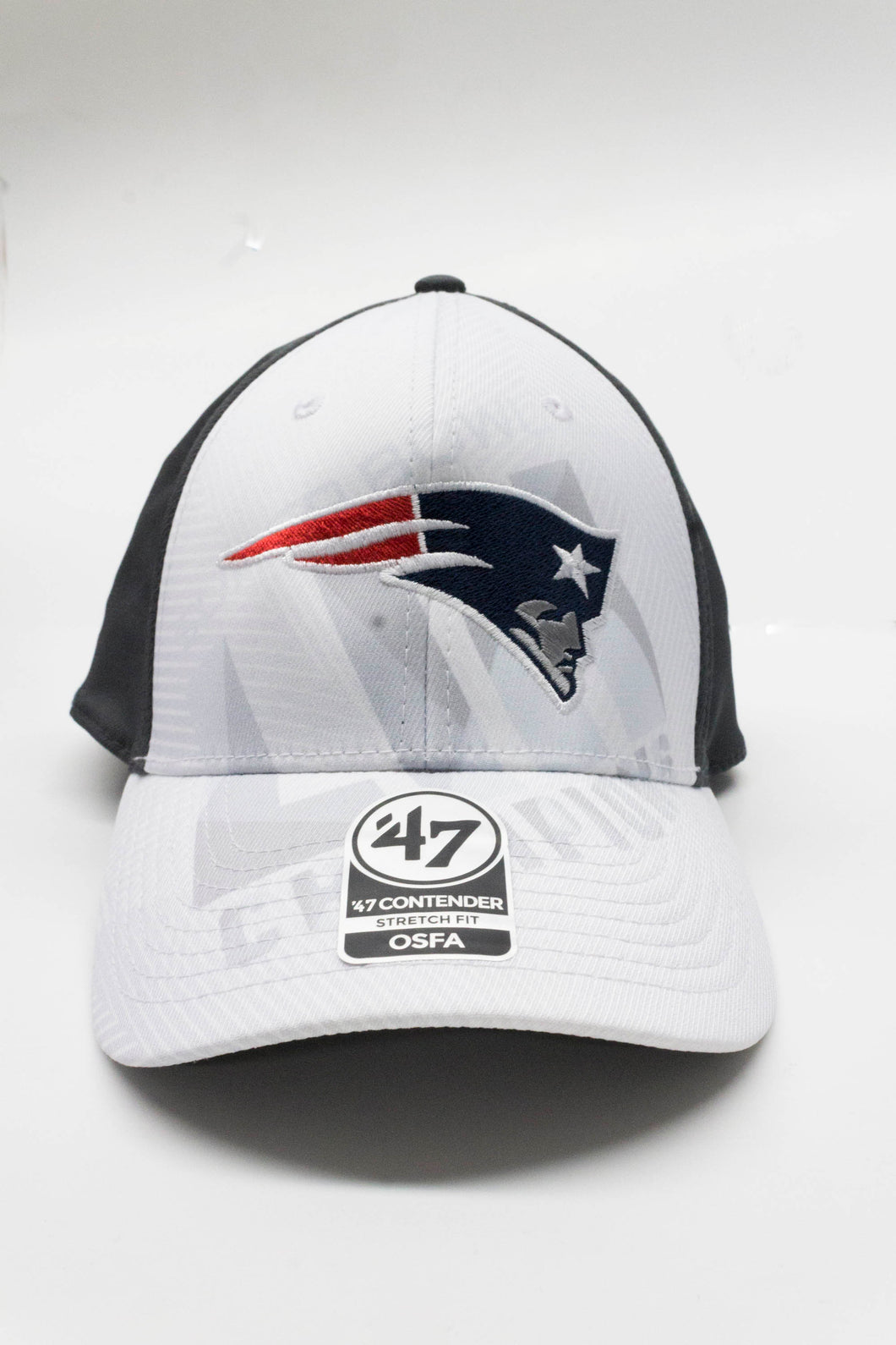 Patriots Cap (White)