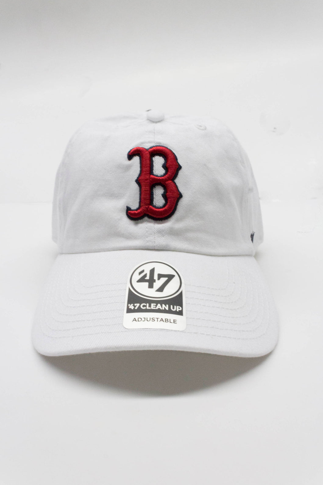 Boston Red Sox Cap (White)