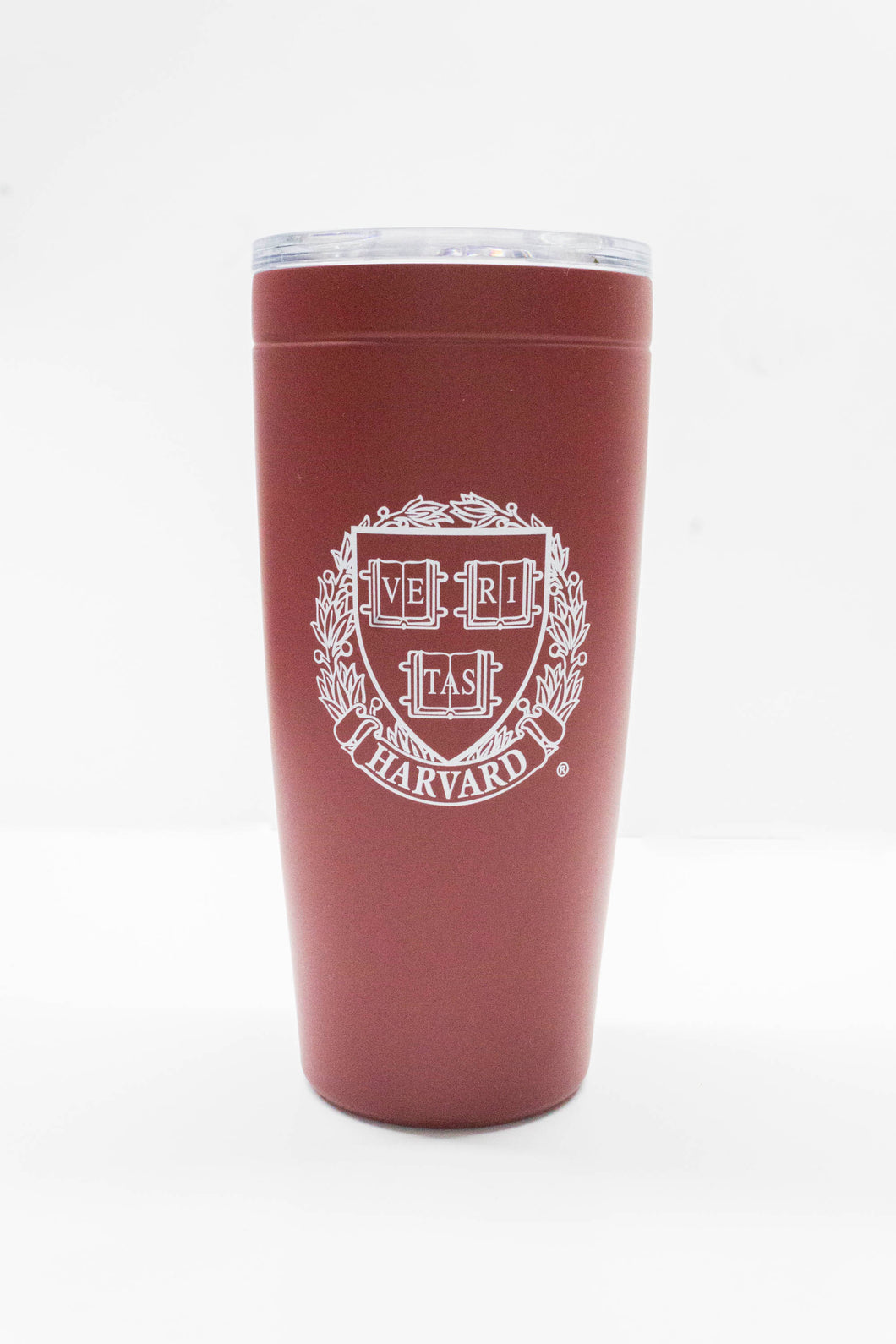 Harvard Crest Travel Cup ( Crimson)
