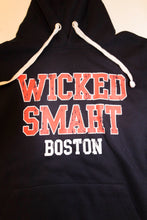 Wicked Smaht Hoddie (Navy)