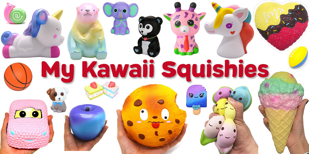 Kawaii Squishies Wholesale Pricing