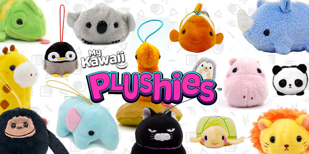 My Kawaii Plushies - Plushy Animals