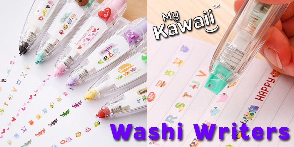 My Kawaii Washi Writers