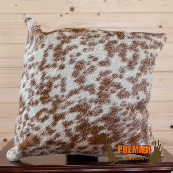 Authentic Cowhide Accent Pillow - SW10034