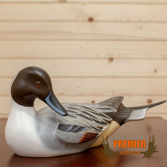randy tull pintail duck decoy