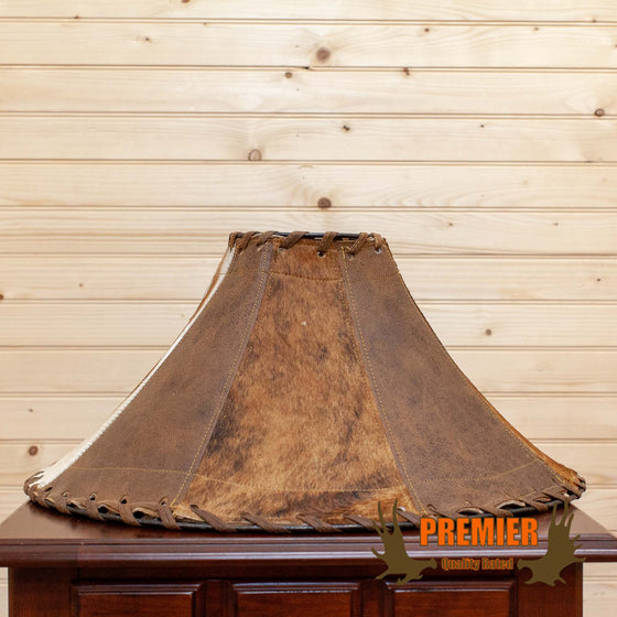 Cowhide Lampshade - SW10094