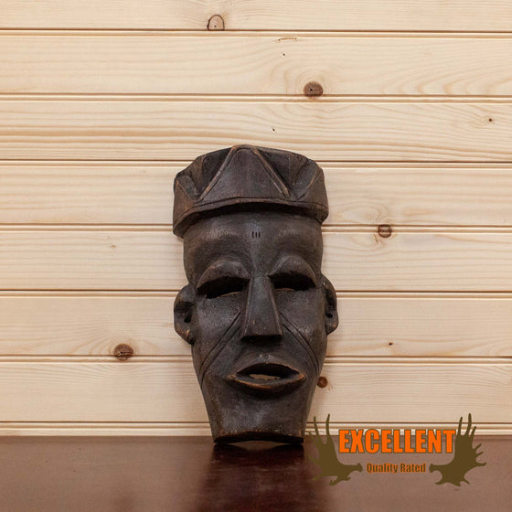 African art artifact carving mask for sale