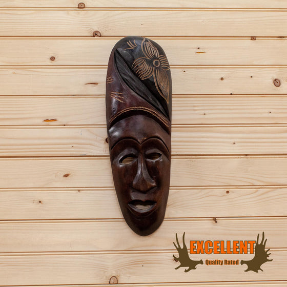 African Mask Carving - SW10228