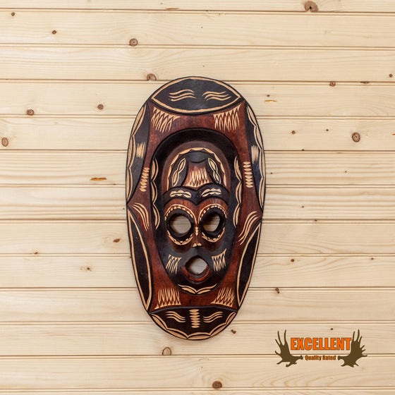 african art artifact decor mask for sale