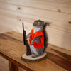 Hunting Squirrel Taxidermy Mount SW10352