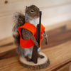 Hunting Squirrel Taxidermy Mount SW10354