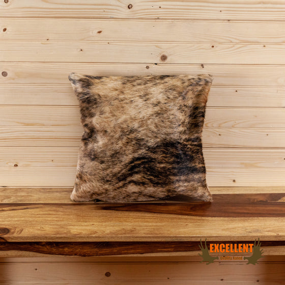 brand new authentic cowhide pillow for sale