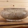 Fossilized Stone Decorative Bowl SW10386