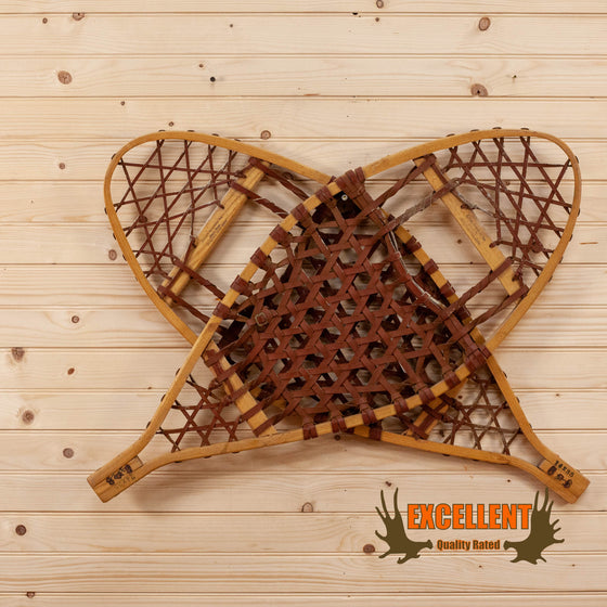 classic wood snowshoes for sale