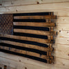 Handcrafted American Flag - The Captain (Medium)