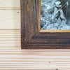Rustic Photo Frame Cabin Lodge Decor CS6112