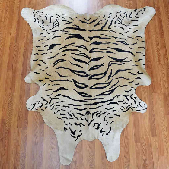Cowhide Taxidermy Skin