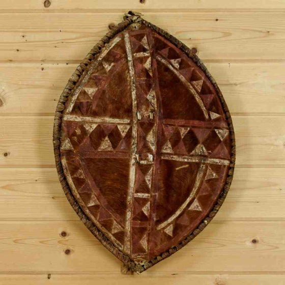 Maasai Shield Decor
