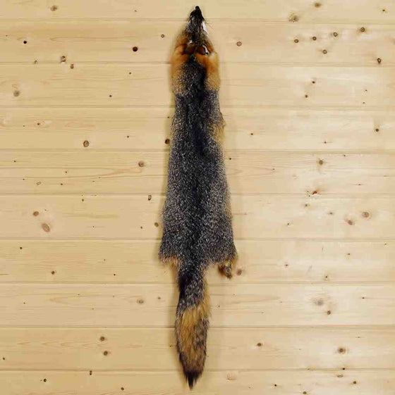 Gray Fox Fur