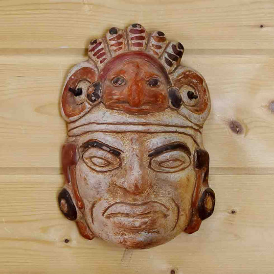Inca Warrior Mask