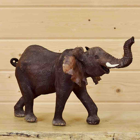 Ironwood Elephant Carving for Sale