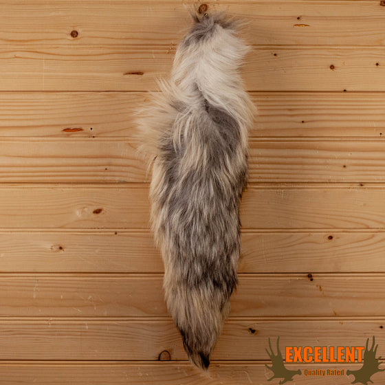 indigo fox tail for sale
