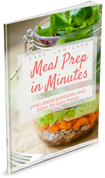 Easy, Low-Carb Meal Prep in Minutes