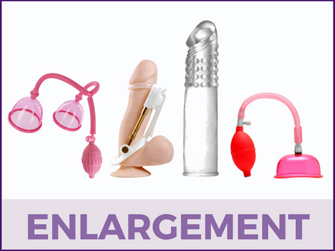 Enlargement Gear